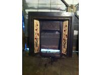 Victorian fireplace £30
