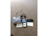 Ps vita console used a couple of times. Bought in error, could not be refund as used it.