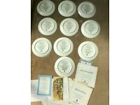 Bradford and Bingley Collectable Plates