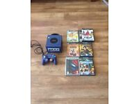 Nintendo GameCube perfect working order includes 7 games