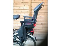 Hamax Plus Child's Bike Seat and Universal Carrier