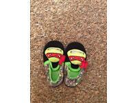 Turtles slippers
