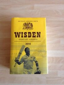 2014 Wisden Cricketers Almanac by Lawrence Booth