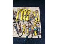 Flogging Spanner's (large lot)