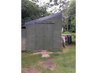 Large Shed 10ft x 8ft