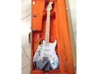 Eric Clapton Crash 1 USA Stratocaster (tribute)