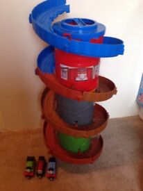 Thomas Take-N-Play Spiral Tracks
