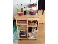 Wine rack/bar stand/kitchen storage unit