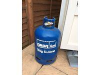 Color full gas bottle 15 kg