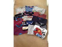 Bundle of Boys T-shirts age 5