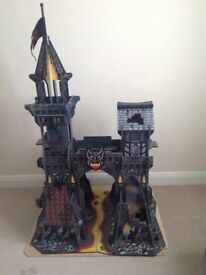 Knights Medieval Castle with all figures
