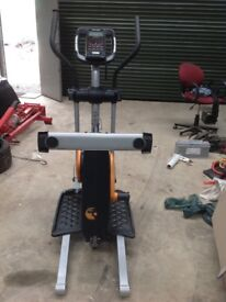 Pro-form compact trainer fitness equipment in good working condition, good idea in getting fit £50