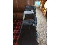 Jeans and trousers size 14
