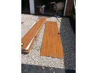 Upvc 2.5 metre cladding