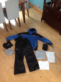 Boys Ski Wear Clothing