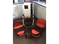 iCandy Cherry 3 in 1 Pushchair/Carrycot/Buggy Travel System