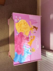 Toy box Disney Princess