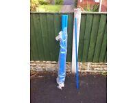 Slat board in fillers- Royal Blue colour