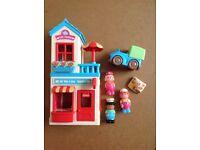 ELC Happyland Tea shop/Bakers toy