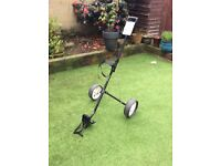 Donnay golf trolley