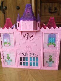Barbie Popstar Castle