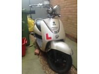 SYM ALLO 125 SCOOTER FOR SPARES AND REPAIRS