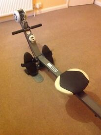 Rower 'n' gym - pro fitness