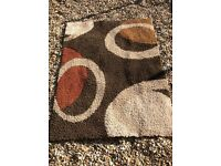 Thick pile rug