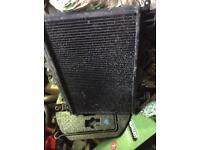Rover mg zr diesel radiator