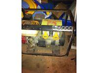 Honda E4000 petrol generator 3.5kva