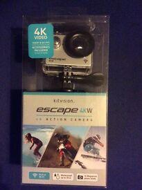 Escape 4KW Action Camera