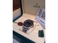 Rolex Submariner all colours