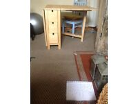 IKEA foldown dining table - as new condition