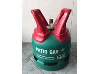 5 KG Calor Patio Gas Bottle (approx half)