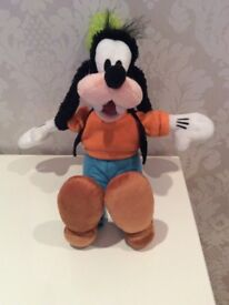 Disney Goofy Soft Toy