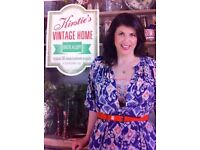 Kirstie's Vintage Home Book - As Seen on Channel 4 - Hardback - Brand New