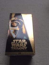 Star Wars Trilogy Vids
