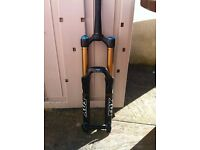Fox Talas 36 160mm travel fork - in need of repair or to be used for spares