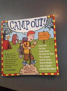 Used Book- Camp Out, The Ultimate Kid's Guide to Camping (SKU:U5GBAK