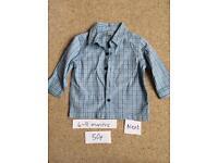 boys clothes 6-9 months M&S Next Sainsbury's