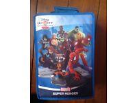 Disney Infinity 2.0 Xbox 360 figures/disc/portal