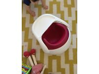 Mamas & Papas Baby Snug supported seat Raspberry pink NEW price
