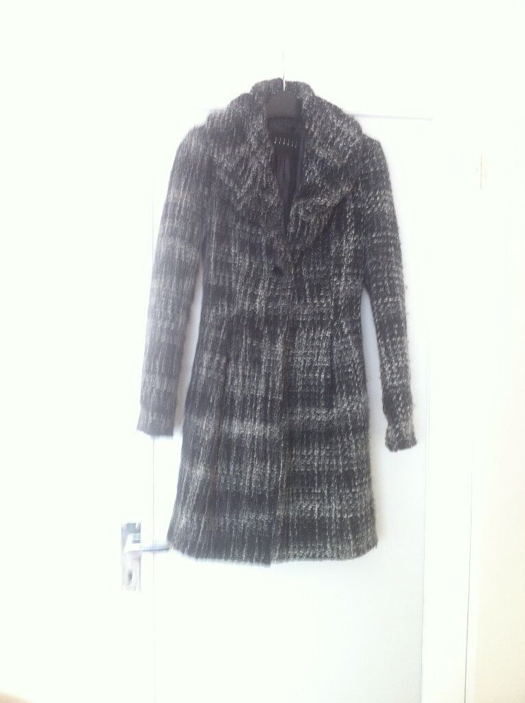 Sisley winter coat Size S ( TAGLIA 38 )