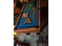 RILEYS 6FT POOL TABLE CHEAP!!!