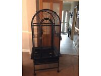 Large bird/parrot cage