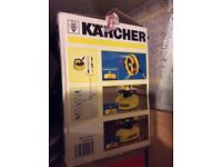 Karcher pressure washer potio cleaning attachment (not pressure washer)