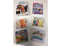 Puzzle, game Frustration, Jungle speed, DS game