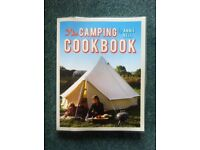 Camping Books - 1x Camping Cookbook, 1x Cool Camping England book