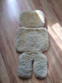 Stroller/ car seat fleece