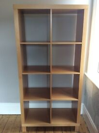 Wooden display shelving Unit from Next